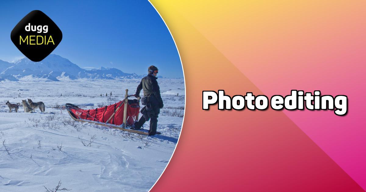 Photo editing | DuggMedia