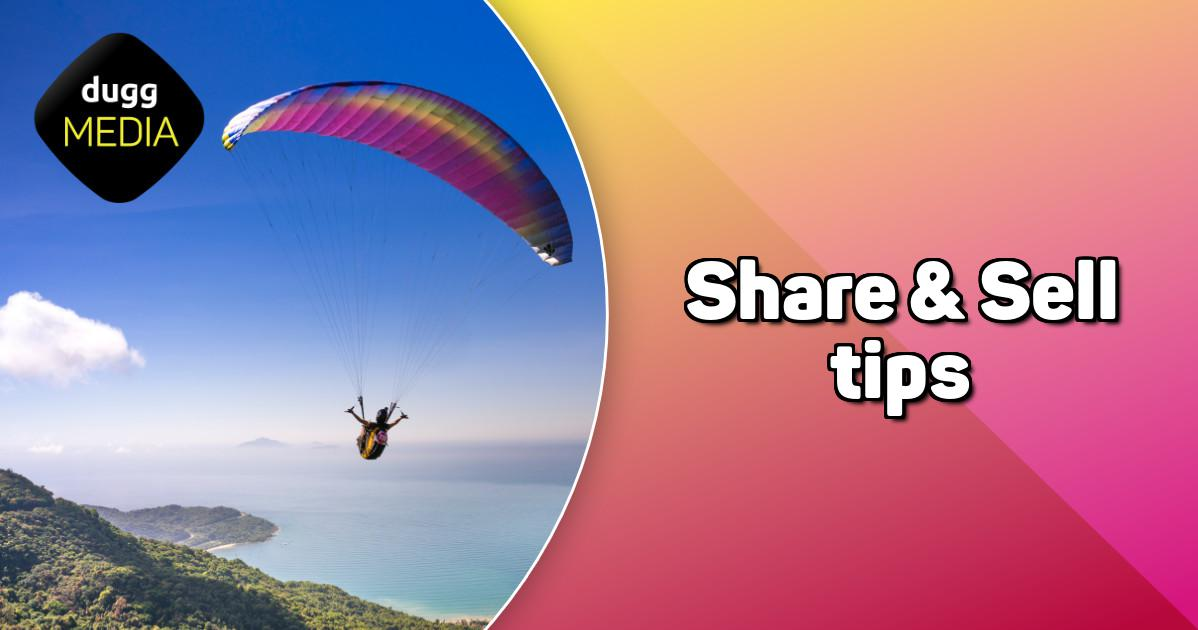 Share & Sell tips | DuggMedia